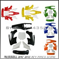 50cc dirt bikes - PLASTIC fender cover kits for cc cc cc Apollo style Dirt PIT Bike Off Road