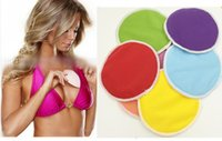nursing breast pad - 3 Layers cm PUL Bamboo Inner Breast Pad Nursing Pad Feeding Pad Waterproof Washable Mixed Color