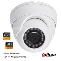 Wholesale Dahua Megapixel P Water proof IR HDCVI Mini Dome Camera mm Lens