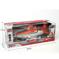 airplane stories - Children s toys remote control airplane airplane Story Stone with light music without packet of electricity