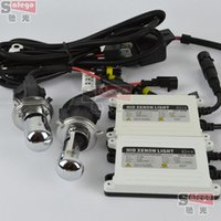 ac automobile - 1set Top quality AC v w automobile H4 bixenon H4 kit HID CONVERSION KIT h4 k k bi xenon hid kit