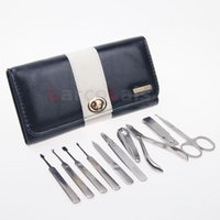 Wholesale 10 in Stainless Steel Nail Clipper Manicure Set Grooming Pedicure Nipper Cutter