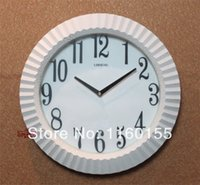 art scanning - Trend European Style Scanning Movement Art Quartz Wall Clock B8114 Fashion Home Decoration