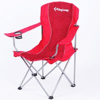 Wholesale Kingcamp Outdoor Folding Chairs Popualr Portable Beach Chairs Fishing Chairs for Travel Hiking Camping order lt no track
