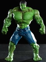 Wholesale 2015 The Avengers Marvel Super Hero Incredible The Hulk Action Figure Toy quot cm