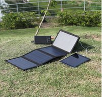 solar panel - 20W Camping Solar Panel USB Charger Universal for iPhone Samsung Smartphones Portable Electronics Foldable