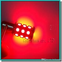 Wholesale 4 a Bay15d V Leds Auto Bulb Front Rear Turn Signal Led Automobile Bulbs Lamps Lights White Warm White Degree
