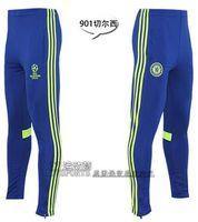 Wholesale new fashion brand the football pants men Soccer training pants L XL leg pants