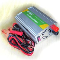 dc ac converter 12v 110v - DHL shipping W Car Power Inverter DC V to AC V power converter Car Power Inverter waitingyou