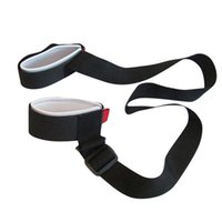 Wholesale Snowboard Fastening Tape Protective Tape Portable Dual Board Snowboard Straps