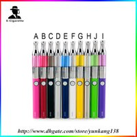 Wholesale Newest Mini Protank Starter Kits Mini protank X9 Atomizer evod mah mAh mah battery electronic cigarette kits
