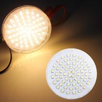 Wholesale GX53 LED SMD W Warm White White AC V Ceiling Down Light LED Lamp Bulb Downlight K K