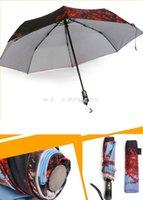 best fishing umbrella - Best Price Paris Oil Painting Automatic Umbrella Big Folding Exquisite Umbrella Anti uv Sun Rain Durable Automatic Umbrella