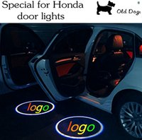 accord laser - Automobiles car light source LED door welcome lights laser projector logo for Accord Crosstour
