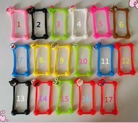 batman blackberry case - New versatile cartoon phone case Minions Pooh Santa Claus spider man Batman for iphone s Samsung S6 Christmas gift