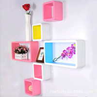 Wholesale Shelves marriage room decorations Creative Home Wall wall mount the new storage cabinets Korea