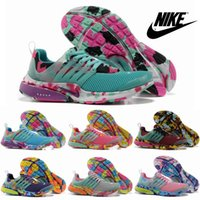camouflage fabric - Nike Air Presto Camouflage Running Shoes For Women Cheap Authentic Trainers Mesh Sneakers Womens New Sports Boots Outdoor