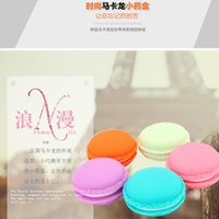 Cheap Cute candy colored storage box Best Macaron style necklaces rings earrings m