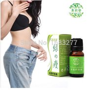 Wholesale 4pcs Weight Lose Products Slimming Essential Oils for Massage Natural Ginger Anti Cellulite Fat Burning