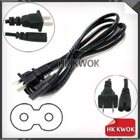 Wholesale American Canada AC Power Cord Prong Pin For Canon MX459 MX452 MX439 MX432 MX420 MX410 MX7600 Fig Printer Laptop Adapter
