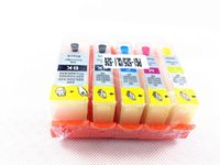 Wholesale Empty with chip color Ink Cartridges PGI525 CLI526 For Canon iP4850 iP4950 iX6550 MG5150 MG5250 MG6150 MG8150 Europe Australia market print