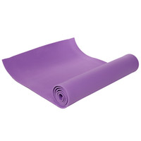 Wholesale SUPER K mm EVA Yoga Mats SBD50520 for Seniors Two Colors Body Building Fitness Equipment Tool cm
