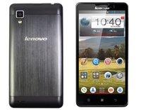 Precio de Lenovo p780-Nueva llegada original <b>Lenovo P780</b> 5.0 pulgadas Teléfonos móviles android MTK6589 Quad Core 1.2GHz 4000mAh batería de 8.0 megapíxeles cámara de doble SIM 1280 * 720