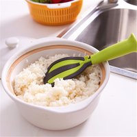 Wholesale Multifunction cm Cooking Tool Kitchen Good Helper Whisk Vertical Stick Spoon Rice Washing Machine