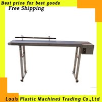 band conveyor - conveyor band carrier Belt conveyor for bottles food products m m customized moving belt rotating table