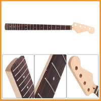 Wholesale High Quality Brand New Fret Bass Maple Neck Rosewood Fingerboard For JAZZ Replacement Via DHL