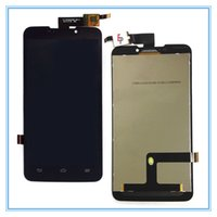 Cheap 1PC for ZTE Boost MAX N9520 Grand Memo V9815 N5 Lcd Display Touch Screen Digitizer N9520 Black Free Shipping
