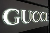 Wholesale Custom made mini letters led lighting lettering logo D store business front singage