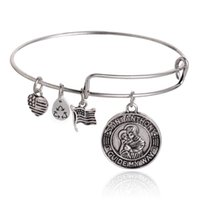 Wholesale Vintage Alex and Ani DIY Bangle Charms Pendant with mixed style stampled woman jewelry