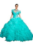 Cheap Blue Ball Gown Party Best Party Dresses For 15 Year
