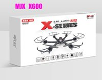 aerials direct - Upgrade FPV Drone MJX X600 G Axis RTF RC Quadcopter Drone Can Add C4005 Camera with One Key Return Button Free DHL Factory Direct