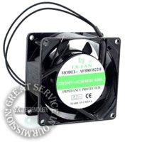 axial ac fan - 8025 V AC fan blower AFS802522H AFB802522H SLEEVE cooling fan axial fan mm fan blower