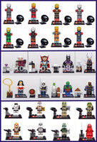 beast wars toys - Super hero SY minifigures Wonder woman Beast Galactus Star wars Storm ironman plastic building block figures toys Action Toy