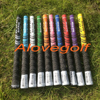 Wholesale Top quality golf pride grips mix colors rubbers Multi Compound DHL free ship golf clubs NDMC golf grips