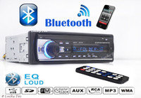 Wholesale 2014 newest Car Stereo MP3 Player V Car Audio FM radio USB SD MMC Remote Control card Slot with USB port A3