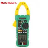 ac capacitance - Digital AC Clamp Meter Clamp O n Meter Meters Frequency Resi stance Capacitance Multimeter Mastech for MASTECH MS2015A