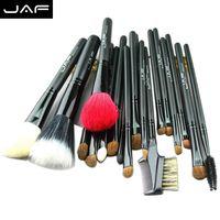animals shadow - Animal hair Makeup Brushes professional cosmetic Kits Make Up Brush Set maquiagem Eye Shadow Foundation Eyebrow Brush