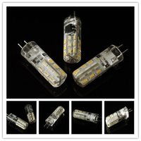 Wholesale High Power SMD W V G4 LED Lamp Replace W halogen lamp g4 led v LED Bulb lamp warranty years Freeshipping