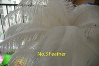 Wholesale inch White ostrich feather plume for wedding centerpiece Wedding party decoraction Home Decor