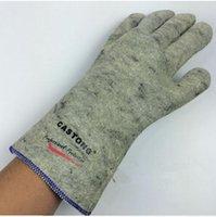 Wholesale Carbon fiber fireproof Working safty Protective gloves welder gloves welding gloves