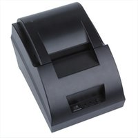 Wholesale Cash Register Wholesalers - Cheapest 58mm Thermal printer usb port POS receipt printer 58H for cash registers at the supermarket with high quality