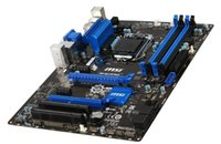 Wholesale desktop motherboard for MSI Z87 G41 PC mate Z87 LGA1150 ATX DDR3 VGA DVI btc miner motherboard