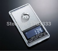 Wholesale Capacity Gram Black PU Leather Pouch LED Mini Digital Balance Pocket Scale