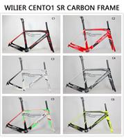 carbon road bike frame - Wilier Cento1 SR Carbon Road Bike Frame Fork Headset seatpost Wilier Zero TIME LOOK R5ca derosa colnago c59
