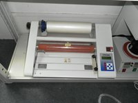 Wholesale Roll laminator machine max width mm heating Adjustable Temperature single double size laminating two working state manual and automatic