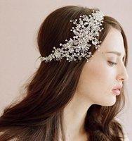 Cheap Tiaras & Hair Accessories Best shining wedding